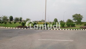 1 Kanal Plot On 45 Feet Road For Sale In Sector M-2 Lake City Lahore