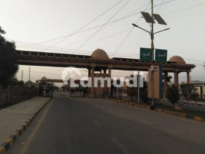 Spacious 22  Marla Residential Plot Available For Sale In Wapda Town Phase 1 - Block E - Wapda Town
