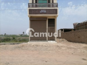 3  Marla Commercial House In Stunning Truck Market - Indus Highway Is Available For Sale
