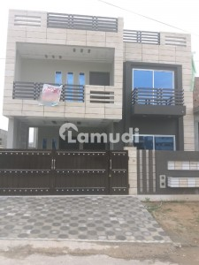 Brand New Double Storey For Rent