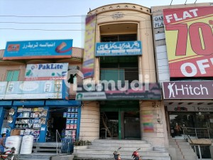 4 Marla Office In Stunning Rahwali Cantt Is Available For Rent
