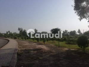 1 Kanal Residential Plot In Wapda Town Kasur For Sale At Good Location