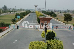Reserve A Centrally Located Residential Plot Of 10 Marla In Wapda City