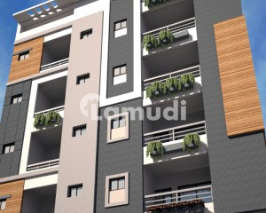 2 Bed Rooms Flat For Sale In Bismillah Arcade B17 Islamabad