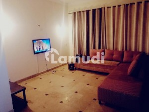 Khudadad Height 2 Bedroom Furnished Flat Available For Rent