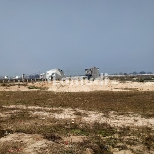 Plot # 825 5 Marla Ideal Located Plot For Sale In Orchards Block Paragon City