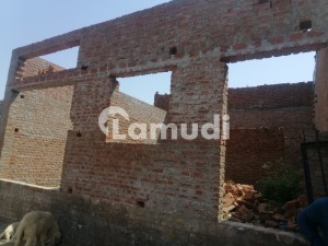 3 Marla Uncompleted House For Sale