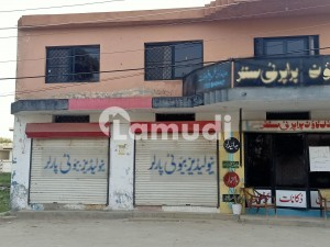 In New Model Town Of Gujrat, A 650 Square Feet Office Is Available