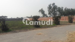 Lakhoki 5 Kanal 3 Marla Land 4 Side Walled Available For Farm House