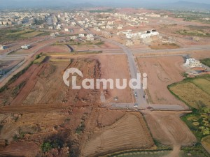 10 Marla plot for sale in sector A. Possession utility paid.