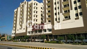 3 Bedroom Apartment Is Available For Rent In Samama Star Mall And Residency Islamabad