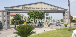 One Kanal Ideal Location Residential Plot For Sale In DHA Phase - 2 Islamabad
