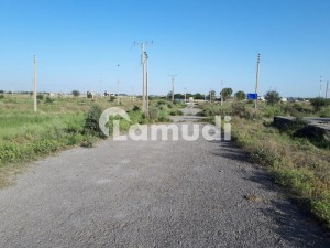 4 Marla  Level Plot Of Ideal Location On 70 Feet Road For Sale
