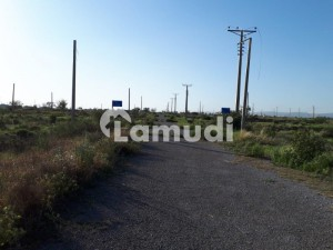 1 Kanal Plot On Main Double Road In Ministry Of Commerce E 19 For Sale