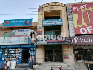 4 Marla Office In Central Rahwali Cantt For Rent