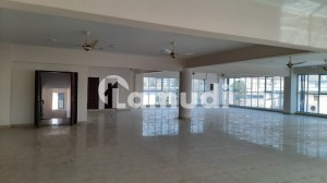 3200 SQ FT Brand New Building with Lower Ground floors and Parking is available for Rent.