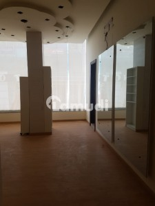 Ideal Shop For Rent In F-7