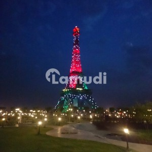 20 Marla Residential Plot Is Available For Sale In Jasmine Block Bahria Town Lahore