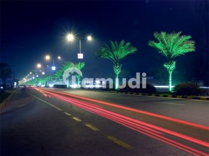 5 marla Residential Plot No 1095  For Sale In Dha Phase 9 Prism