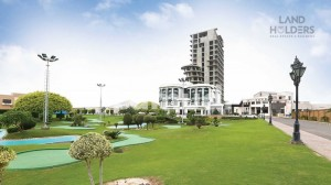 5 Marla Plot For Sale In Tipu Ext Block Bahria Town Lahore