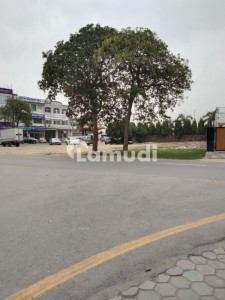 corner 52 Marla Plot For Sale At Prime Location In Dha Phase 1