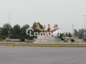10 Marla Plot For Sale In Ghaznavi Block With Possession And Utilities Paid Sector F Bahria Town Lahore