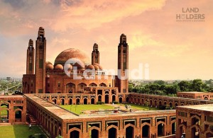 5 Marla Plot For Sale In Tipu Block Bahria Town Lahore