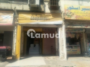 120  Square Feet Shop Available For Rent In Gulistan-E-Jauhar