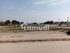 5 Marla Plot For Sale With One Year Time On 25% Down Payment In Lake City Lahore Sector M8