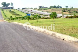 6 Marla Commercial Plot For Sale 300ft Road Block H Cbr Town Phase 2