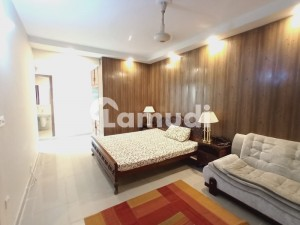 Fully Furnished 2 Bed Luxury Lower Portion For Rent In F7
