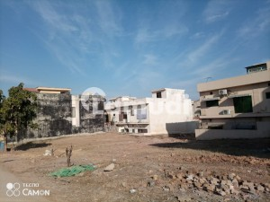 7 Marla Residential Plot Is Available  for Sale Bahria town Phase 8 Rawalpindi