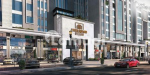 Second Floor Office 432 Sq Ft For Sale In Time Squares Mall on Easy Payment Plan