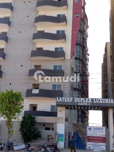 Perfect 2400  Square Feet Flat In Scheme 33 For Rent Lateef Duplex Luxaria