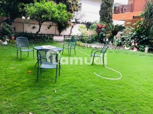 Luxury house on very prime location available for rent in Islamabad.