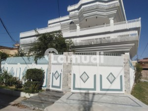 Reserve A Centrally Located House Of 10 Marla In Hayatabad