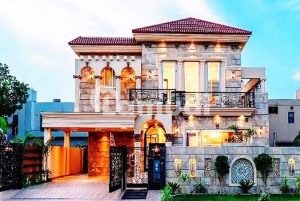 JUST LIKE HEAVEN SPANISH 1 Kanal 5 Beds Cottage Available For Sale In Bahria Town