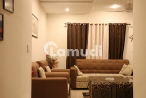 ONE BEDROOM FULLY FURNISHED APARTMENT FOR RENT IN BAHRIA TOWN PHASE 4