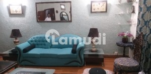 Luxury 7 Marla Single Storey Fully Furnished  House Available For Rent