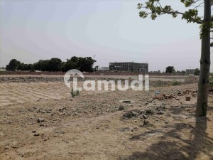 Commercial Plot Of 2.5 Marla For Sale In Abu Dhabi Road