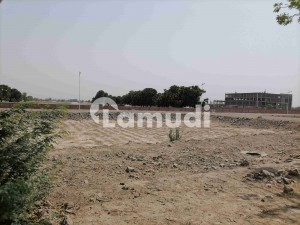 2.22 Marla Commercial Plot Ideally Situated In Abu Dhabi Road