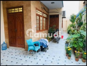 Luxuroius House Available For Sale Ground+1 In Gulshan E Iqbal Block 7