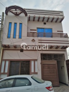 3 Marla Double Storey Beautiful Furnished With All Marble Decorations Calmful Place