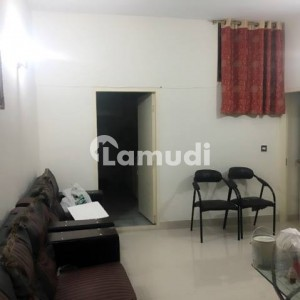 Fully Furnished Two Room Apartment For Rent