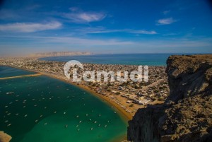 200 Square Yards Commercial Plot New Town Gwadar