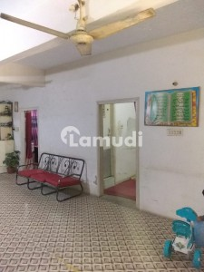 2 Main Road Commercial Shop With 120 Square Yard House For Sale Sector 5c2 New Karachi