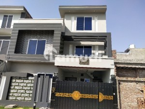 1350  Square Feet House In Shaheen Villas Is Best Option