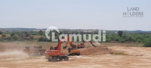 3.5 Marla Plot For Sale With Easy Payment Plan In New Metro City Sarai Alamgir