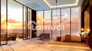 Centrally Located Penthouse In Dha Defence Is Available For Rent