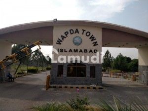 5 Marla Prime Location 364 Series Plot For Sale In Wapda Town Islamabad